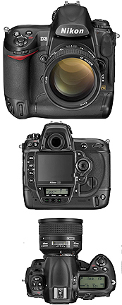 The top choice in digital cameras is the dSLR - the camera professionals and advanced amateurs use.