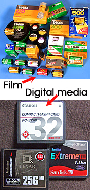 Variety in photographic film is extensive. Knowing which film is right for your camera and your application is important.
