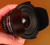 A 17 mm lens is considered to be an ULTRA-WIDE ANGLE LENS.