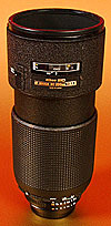 A bright, super-fast (ƒ2.8), autofocus 80 to 200 mm zoom lens such as this provides the sports photographer with versatility for great pictures. A 300 mm or longer telephoto lens brings the action even closer, but can be prohibitively expensive.