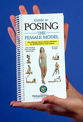 The Guide to Posing the Female Model is small enough (8