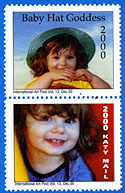 A custom stamp is a very effective promotional tool, one you'll wonder how you did without before.