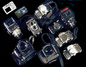 The choice of cameras is seemingly endless, but all function on the same basic principles.